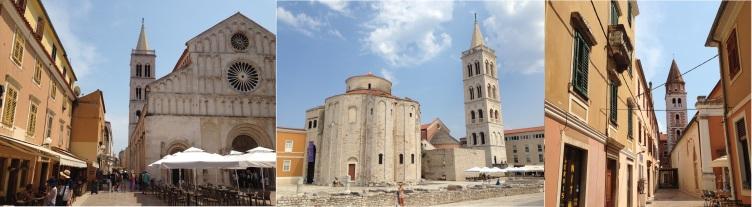 Kathedraal - St-Donatuskerk - zicht op de kathedraal